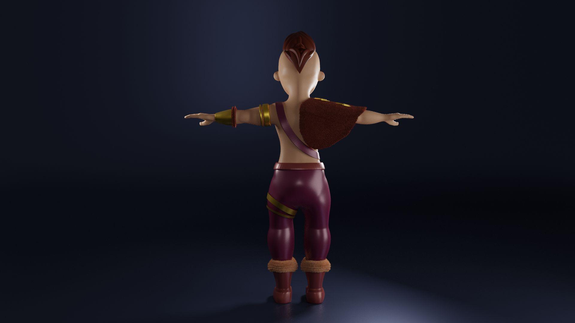 3D Charakter Design
