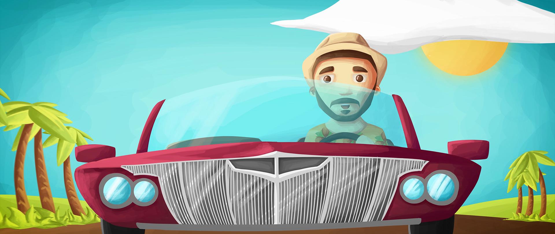 """Standbild Animationsvideo """"Alles Okay"""""""