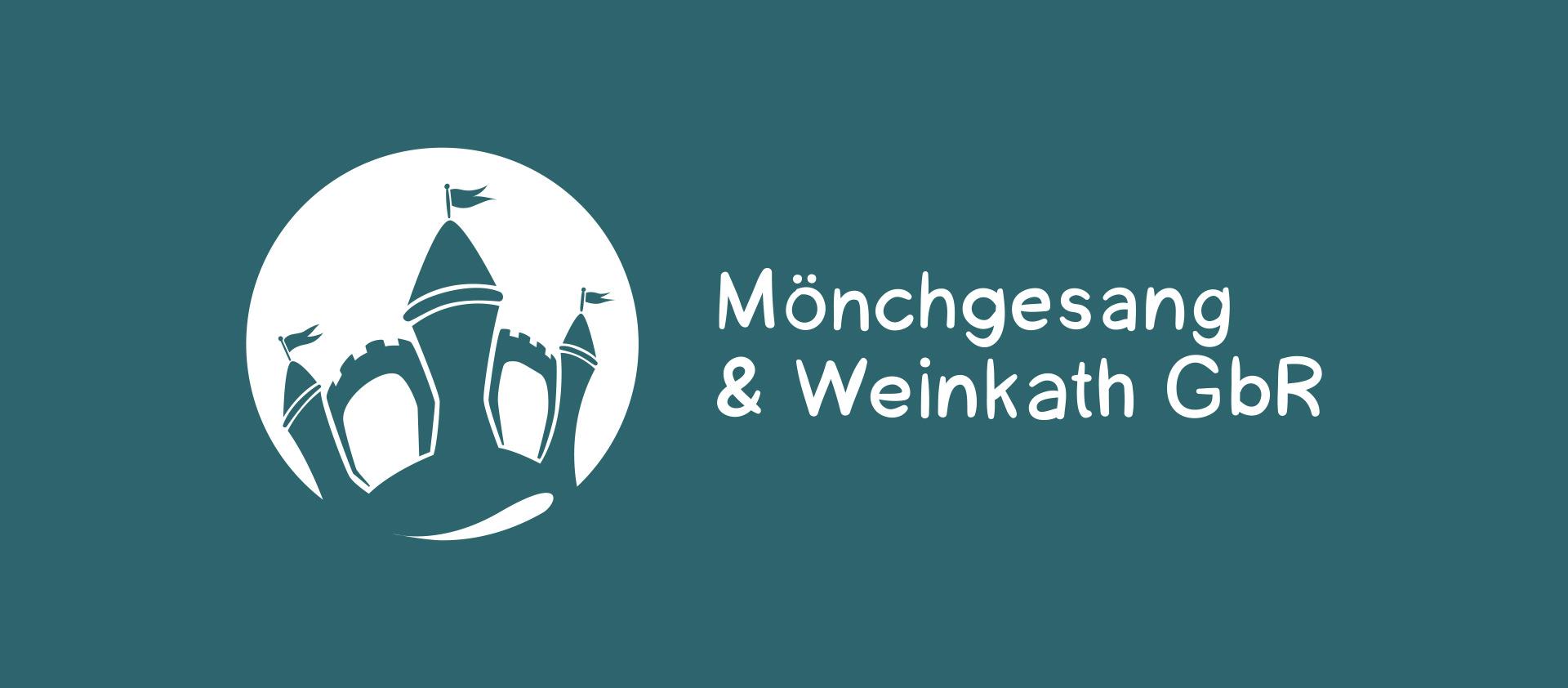 "Logodesign ""Mönchgesang & Weinkath Gbr"""""