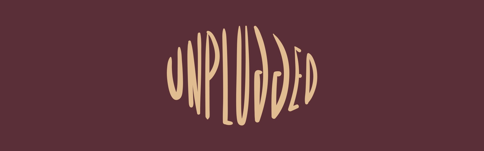 "Logodesign ""Unplugged"" - Festival"
